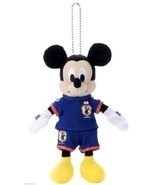 Mickey Keychain mascot  Soccer  Football World Cup Japan - £26.02 GBP