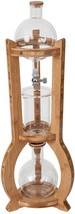 Healing Bamboo Frame 6cup Water Drip Brew Dutch... - $185.00