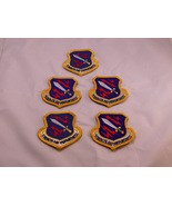 Patch USAF 21st Space Wing Strength and Preparedness Air Force Military - $11.70