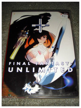 Gently Used DVD - Anime Final Fantasy Unlimited Vol 1 - $5.00