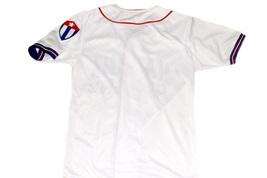 Havana Cubans Retro Button Down New Men Baseball Jersey White Any Size image 2