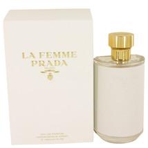 Prada La Femme 3.4 Oz Eau De Parfum Spray image 2