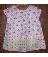 Girls Cupcake Apron fits 2-6 Years - $25.00