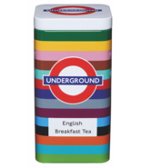 Licensed London Underground™ Tube Lines 40 English Breakfast Tea Bags (1... - $7.99