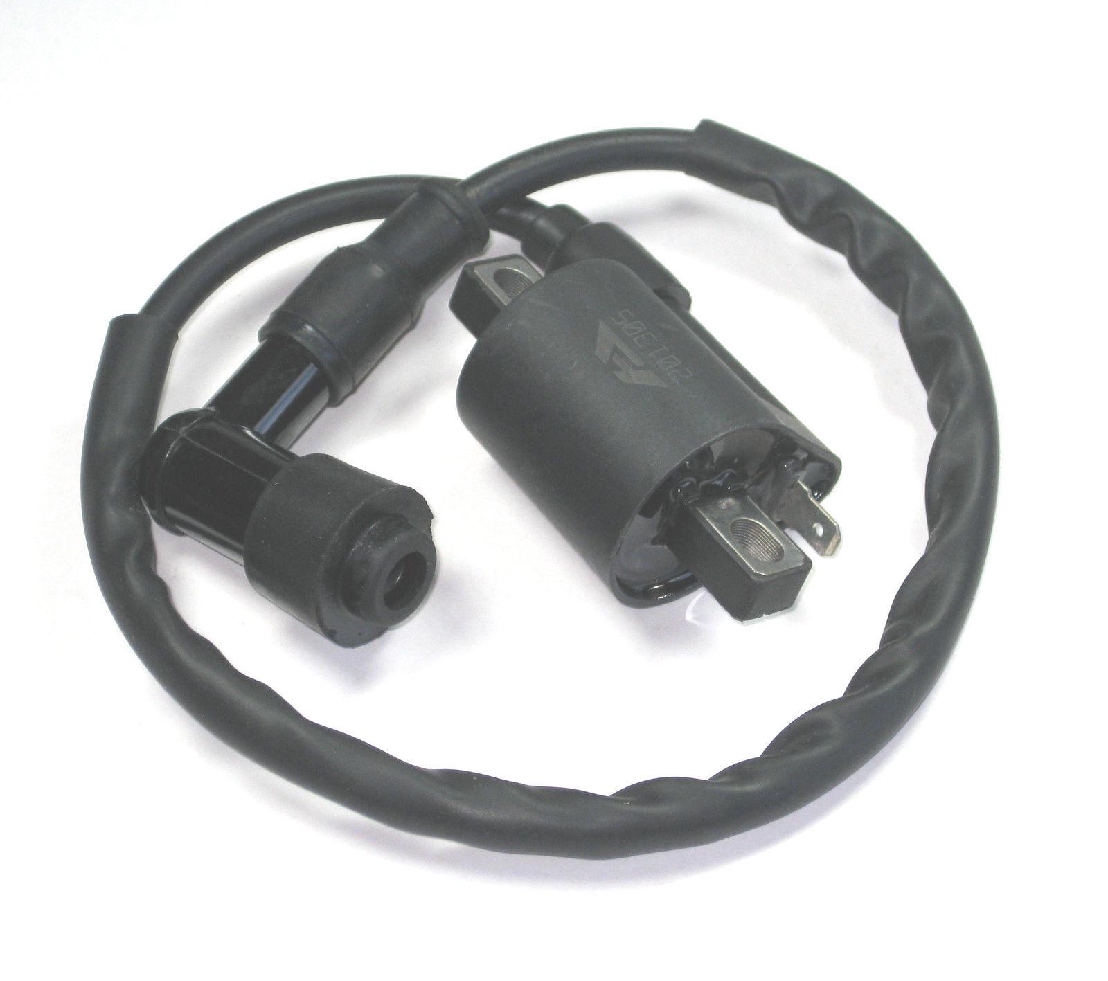 Four Wheeler Coils : Ignition coil module part atv quad wheelers honda atc