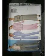 BUTTERICK PATTERN 6709 S 6-8-10 JACKET TOP SKIRT PANTS New Uncut - $5.95