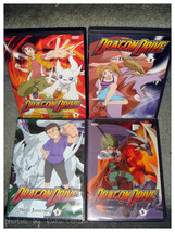 Gently Used DVD - Anime Dragon Drive Vol 1-3, 5 - $13.00