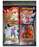 Gently Used DVD - Anime Dragon Drive Vol 1-3, 5 - $17.00