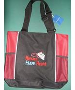 TOTE BAG Personalized Zippered Nurse RN LPN CNA Pink Lime Hunter Royal R... - $39.95