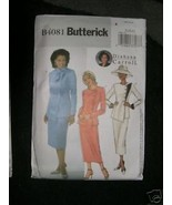 Butterick Pattern 4081 Womens 8-10-12 JACKET AND SKIRT Semi-fitted, lined - $5.95