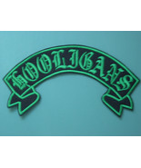 CUSTOM BIKER RIBBON ROCKER CLUB PATCH UPPER OR LOWER LG - $25.99