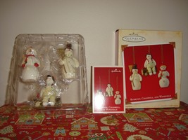 Hallmark 2003 Burrton,Coldwell & Winfield Ornament - $9.99