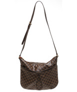 Louis Vuitton Brown Damier Ebene Bloomsbury Mes... - $1,095.00