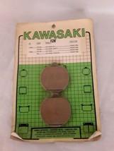 NOS Kawasaki 12 K  Brake Pad Set 79-80 KZ1000, 79-82 KZ1300A, B  - $19.80