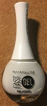Maybelline Fas Gel Nail Lacquer #105 Tease - $7.79