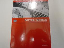 2011 Harley Davidson Softail Soft Tails Models Service Shop Repair Manual New - $167.30