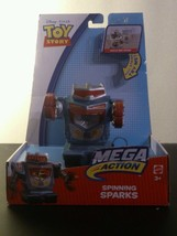 Disney Pixar Toy Story Rowdy  Robot Rolls and S... - $15.99