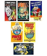 6 Fritz The Cat Magnets.. - $19.98