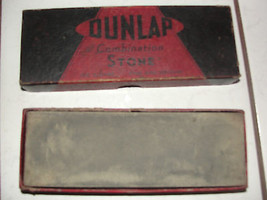 DUNLAP,COMBINATION STONE, NO 9-6434 FINE AND MEDIUM,STILL IN BOX, - $33.25