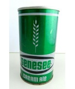 Genesee Cream Ale Beer 12 Ounce Bottom Opened Can Rochester New York  - $6.92