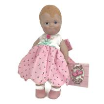 "Linda RIck The Doll Maker Lovey Dovey Baby Doll Dovey Dew 12"" Vinyl - $21.07"