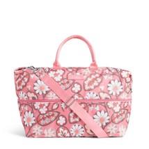 Vera Bradley Lighten Up Expandable Travel Bag Carry On Luggage - $139.95