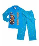 The Lego Movie 2 Boys Long Sleeve Pajamas Size 4/5 Blue Built To Last NEW - $15.83