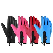Rockbros Snowboard Ski Gloves Winter Skiing Thermal Waterproof Windproof... - $15.96