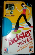 Twister Moves Portable CD Game -Complete - $12.00