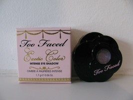 Too Faced Exotic Color Intense Eye Shadow Violet Femme NIB - $7.91