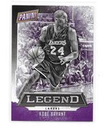 2016 Panini The National Kobe Bryant Legend Promo Card - $3.95