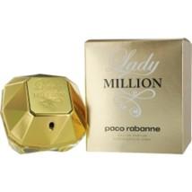 Paco Rabanne Lady Million Eau De Parfum Spray 1 Oz For Women - $54.99