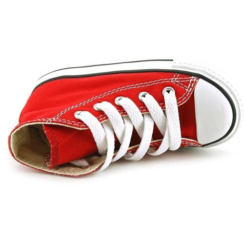 Converse Infant/Toddlers Taylor All Star Hi Top Red 7J232