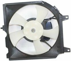 A/C CONDENSER COOLING FAN (RH) NI3113102 FITS 95-98 NISSAN 200SX 95-99 SENTRA image 3