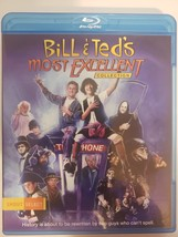 Bill & Ted's Most Excellent Collection - Shout Factory [Blu-ray + DVD] image 2