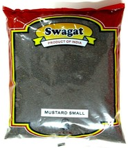 Raw Bulk Premium Mustard Seeds Small Size 4 lb Export Quality Spice India - $21.76