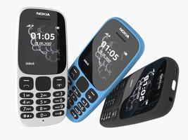 NEW Nokia 105 TA-1037 [2017]  Factory Unlocked Phone LOT-10-PCS - $185.00