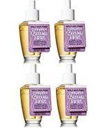 4 Bath & Body Works Cinnamon Caramel Swirl Wallflower Home Fragrance Ref... - $24.75
