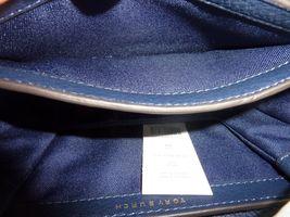 Neuf avec Étiquettes Tory Burch Marine Royale Chelsea Mini Sac Bandoulière image 8