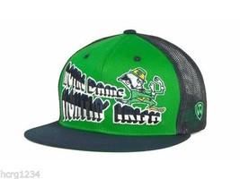 Notre Dame Fighting Irish - Tow Quagmire Ncaa Meshback Snapback CAP/HAT - Osfm - $18.99