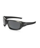 New Oakley Valve Sunglasses Grey Black Iridium Polarized OO9236-06 Authe... - $59.39