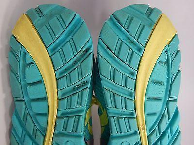 Peral Izumi EM Road M3 Women's Running Shoes US 7 M (B) EU 38 Gray Aqua Green