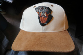 Custom made Rottweiler Dog,pet,protection,friend,animal,add name cap&pat... - $19.00