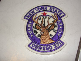 ELKS CLUB,NEW YORK STATE,OSWEGO 271 BPOE COLLECTIBLE MEMBERSHIP MEMBER P... - $14.25