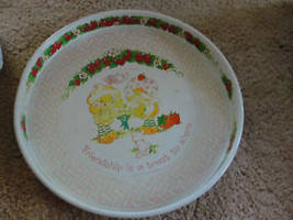 FRIENDSHIP IS A TREAT TO SHARE,1982 ,OLD SERVING TRAY - $22.80