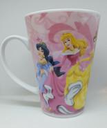 Disney Princess Belle Cinderella Ariel Aurora Snow White Jasm Coffee Mug... - $12.99