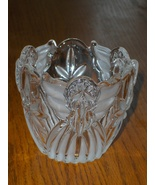 Gorham Holiday Traditions Angels of Peach Votive Candle Holders Set of 2 - $14.00