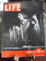 LIFE magazine, 1938, O Little Town of Bethlehem - $38.00