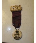 Northern Horseshoe Association, Chief Oshkosh, 1912 ribbon, award, vinta... - $286.61