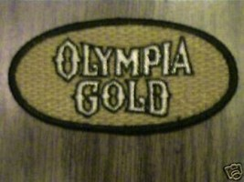 OLYMPIA GOLD BEER COMPANY ADVERTISING LOGO MFG.TRUCK DRIVER ROUTE WORK P... - $14.25